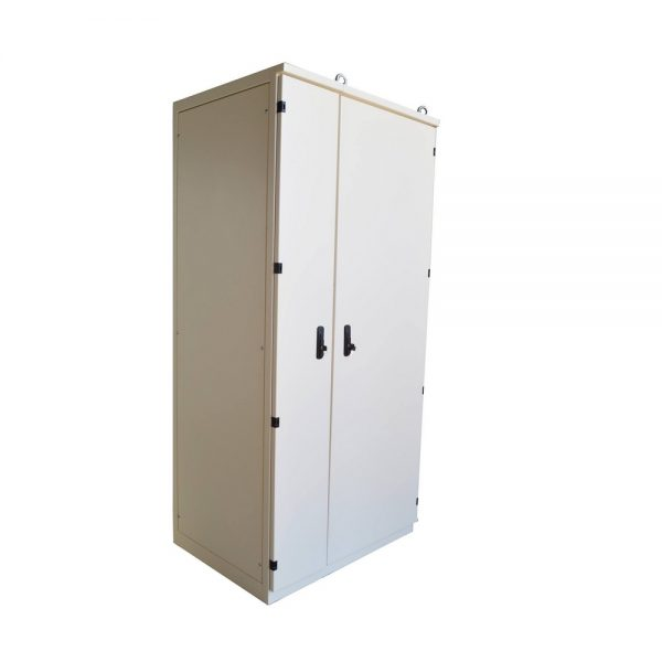 FLOOR STANDING STEEL ENCLOSURE